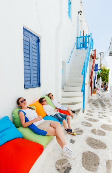 Ideas for family travel to Greece