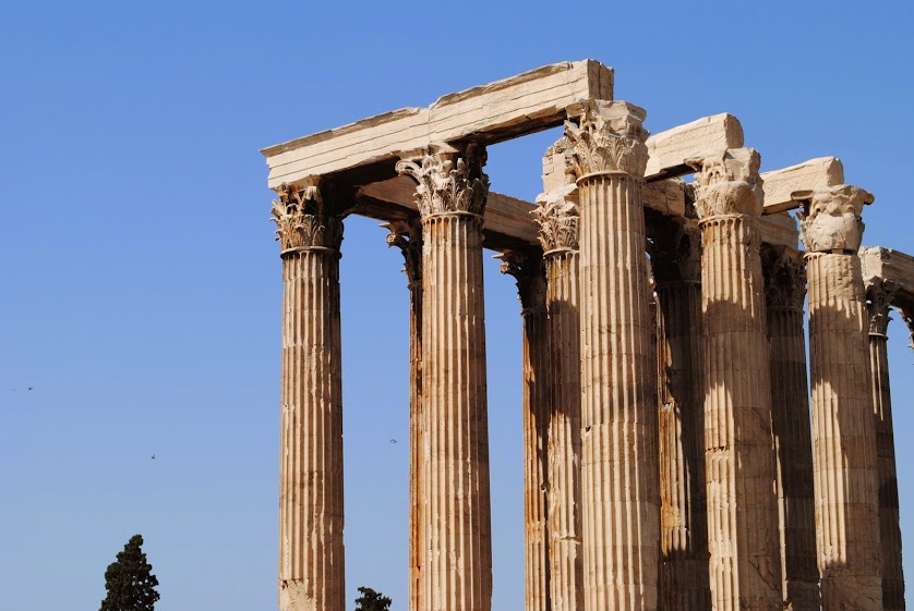 Kids Love Greece the Acropolis for families group tour Athens family friendly activities
