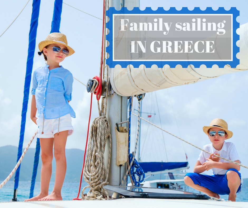 Kid-Friendly Sailing cruise