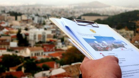 Athens treasure hunt family activities kids love greece
