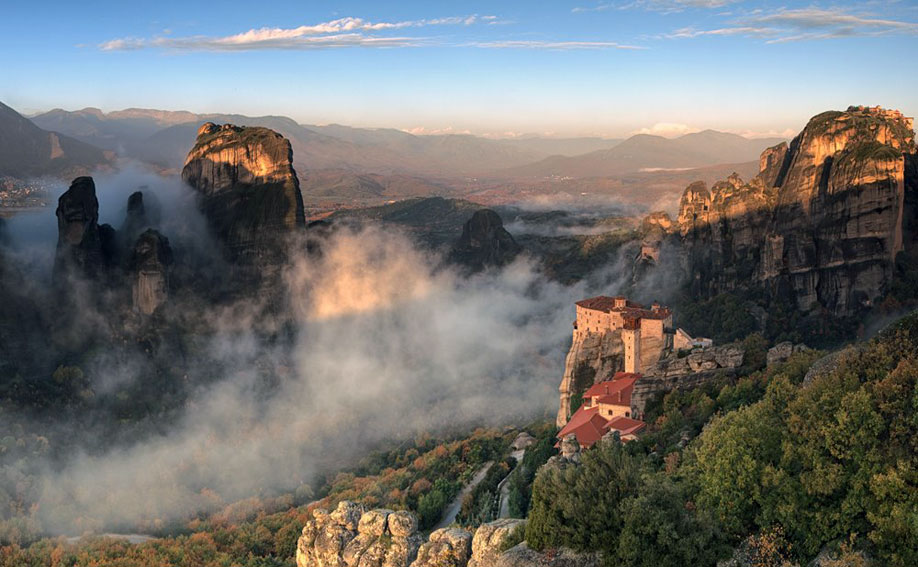 kidslovegreece half day meteora family tour locals experts greece landscape thessaly