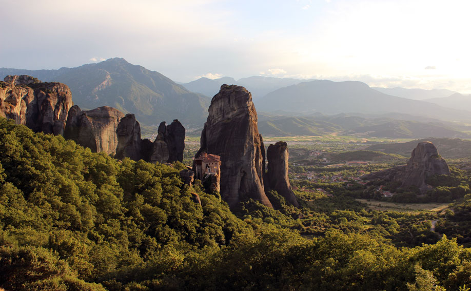 Meteora for families