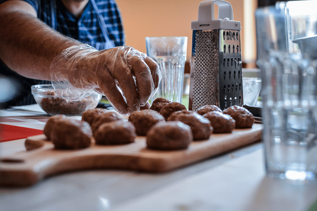 Greek cooking family workshop activities Athens kids love Greece gastronomy