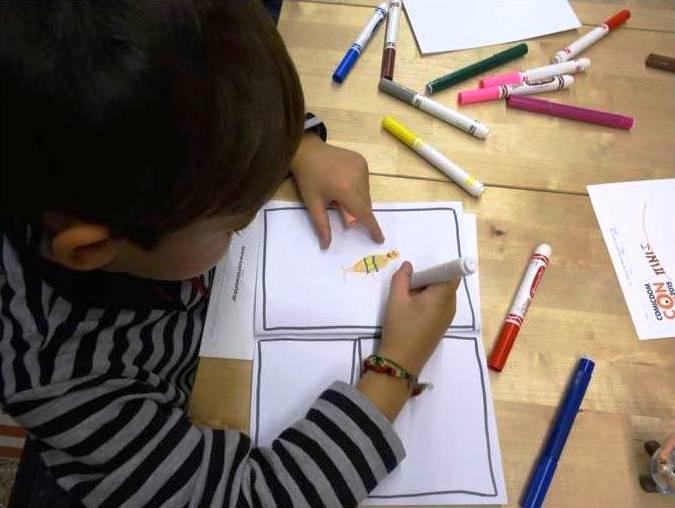 comics creation workshop for kids kids love greece Greek mythology 2