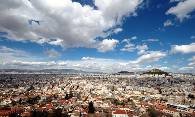Athenian Hills and Hidden Anafiotika Family Tour kids love greece guided tours Athens activities for families