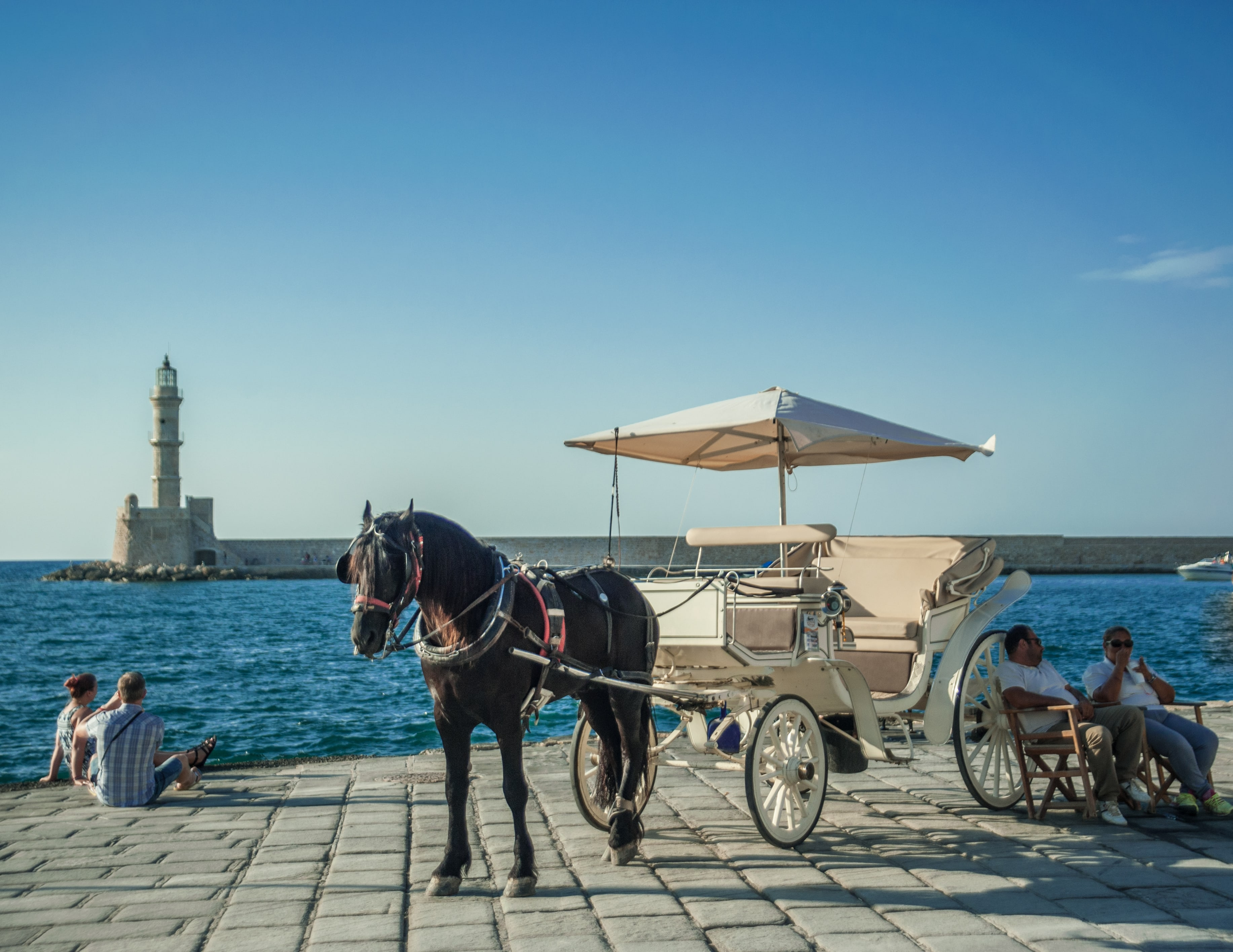 kids love greece activities for families Crete Chania Street Stories Family Walking Tour