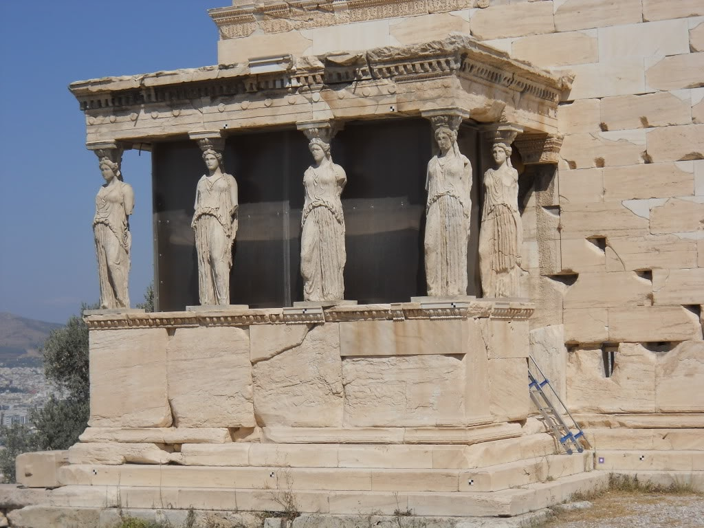 Greek mythology family vacation package three nights Acropolis family guided tour kids love greece Athens activities for families