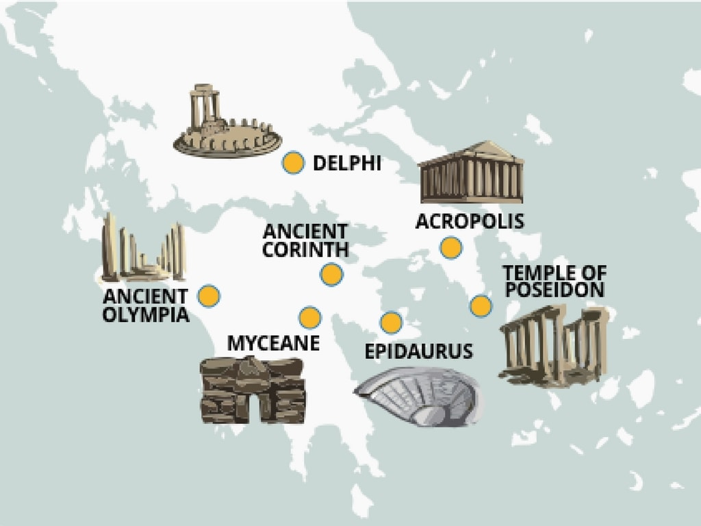 mythological family tours inspired by Percy Jackson kids love greece vacation packages for families 5-day Percy Jackson Greek Mythology Family Vacation Package