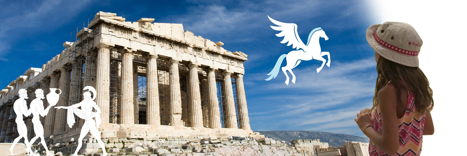 Percy Jackson small group tours mythological Tour of Athens