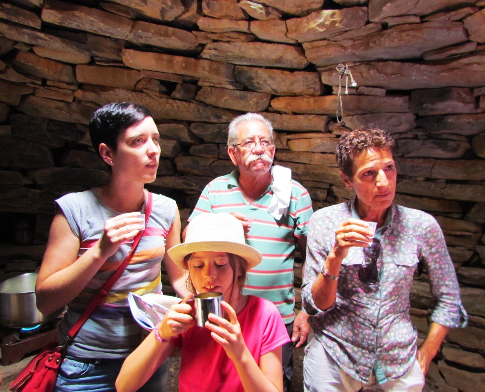 family guided tour kids love greece Traditional Cretan Cheese Tasting and Making activities for families Crete