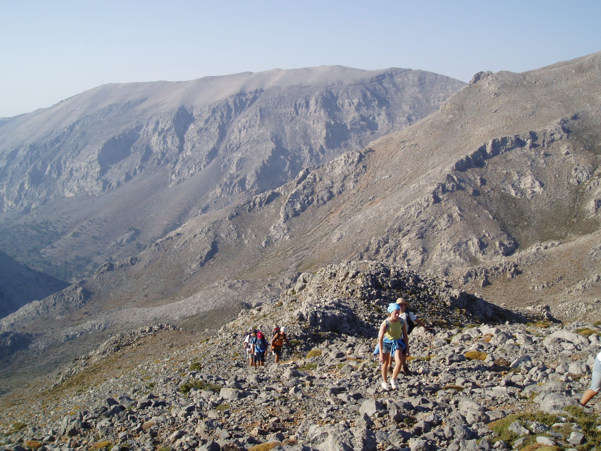 Psiloritis mountain Crete outdoor activities kids love greece family hiking adventure