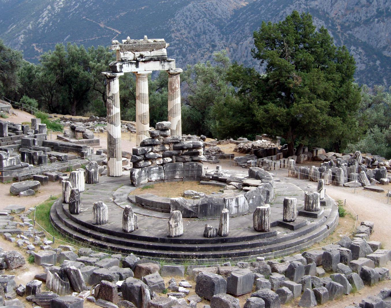 Percy Jackson Tour of Delphi Day Trip from Athens