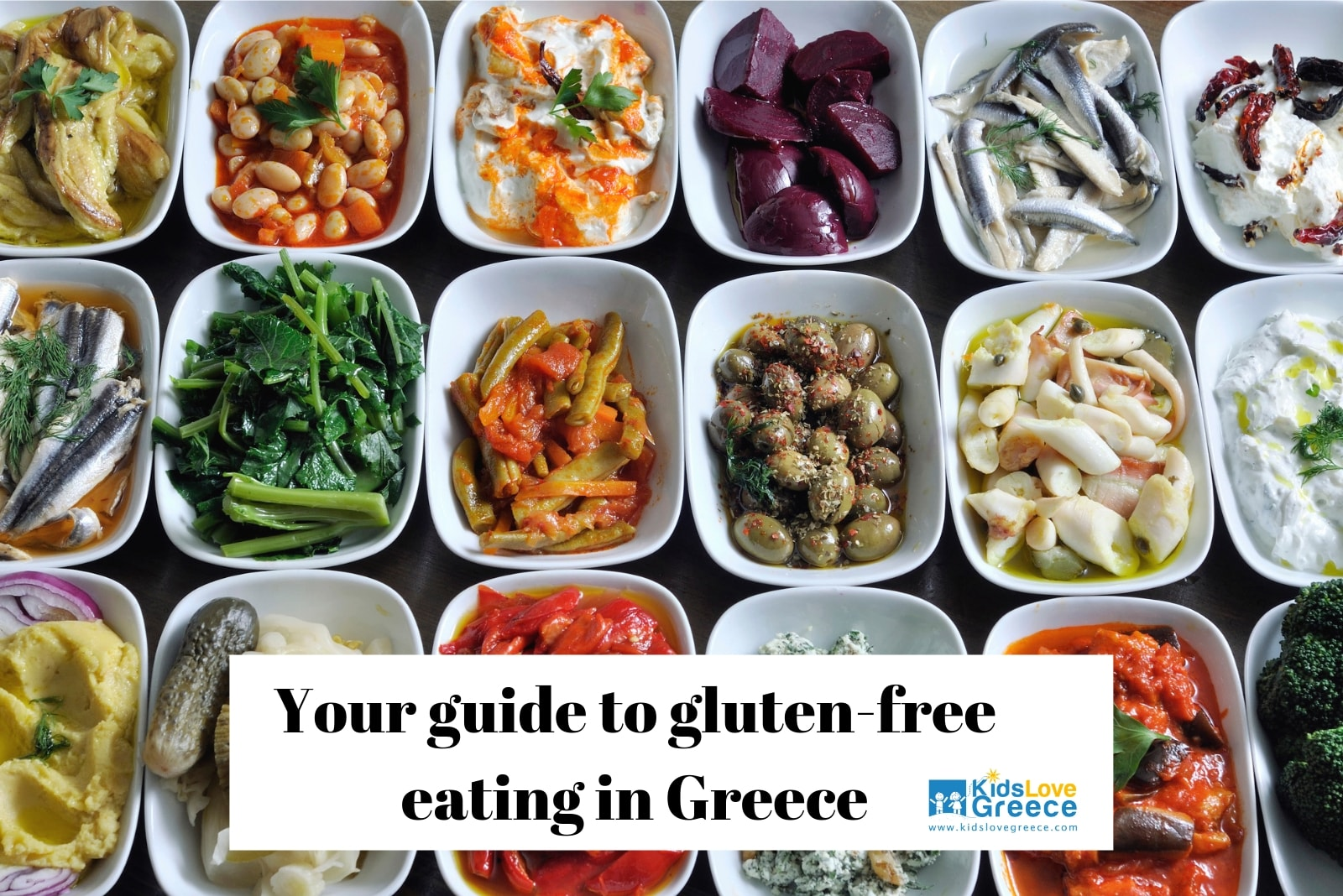 Gluten free kids Greece
